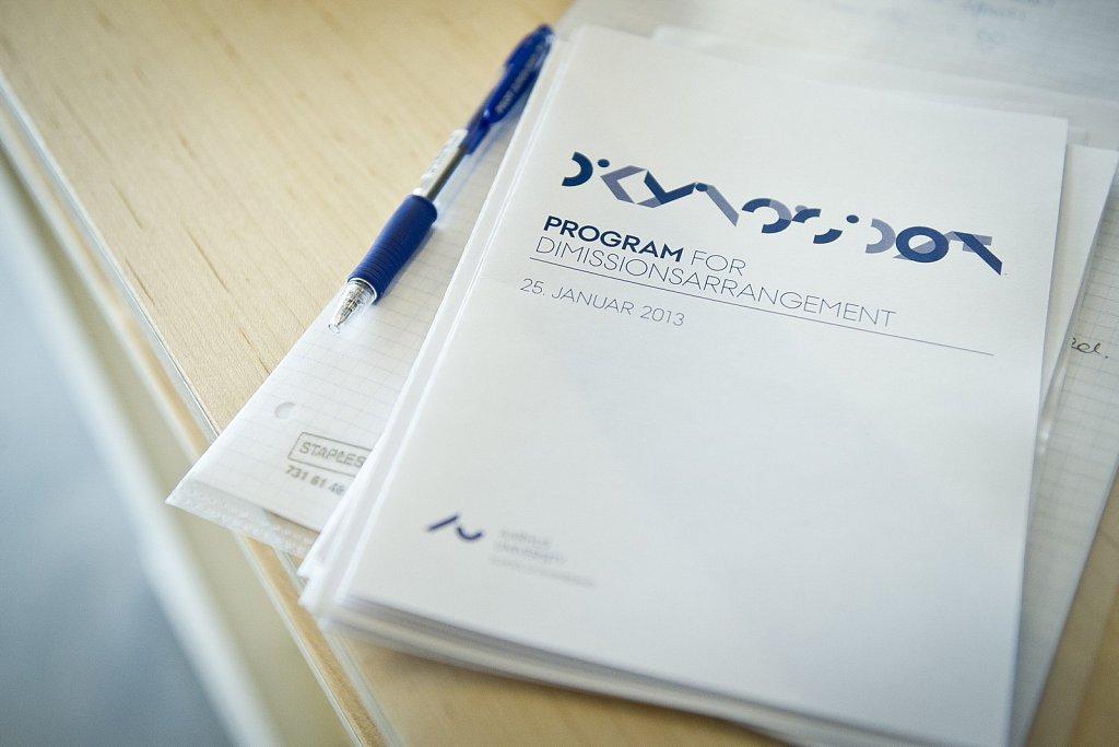 Kandidatdimission Januar 2013