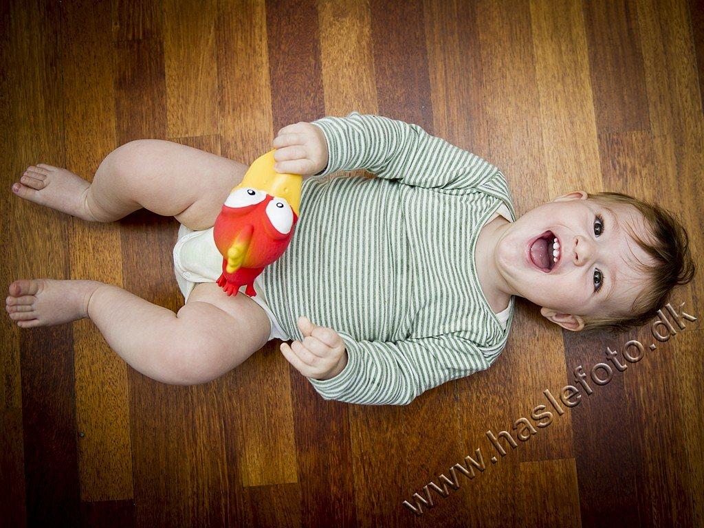 Børnefoto Oscar