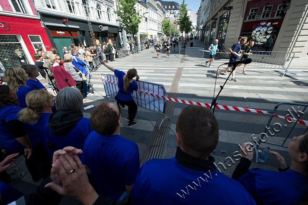 Aarhus City Halvmarathon 2013